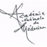 Election de Gérard Morvan à l'Académie Nationale de Médecine