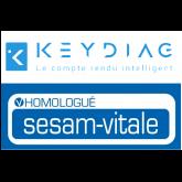 L'algue Covid-19 Keydiag est certifiée par le Ministère des Solidarité et de la Santé