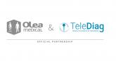 TeleDiag & Olea Medical : un nouveau partenariat