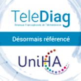 UniHA choisit TeleDiag pour les années à venir ..