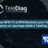 TeleDiag sur BFM'